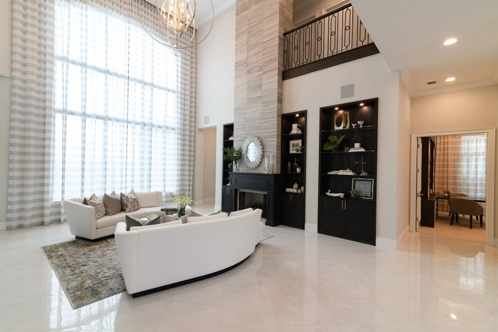 Great Room overview